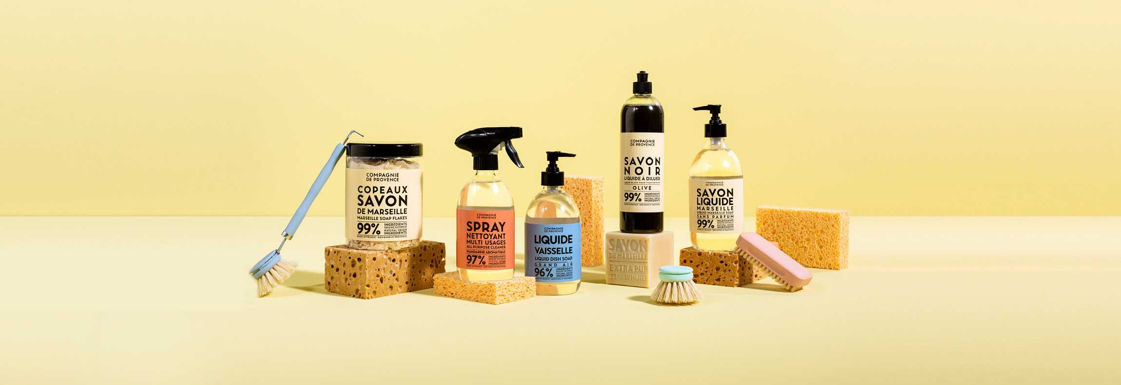 La Compagnie de Provence | Cleaning Products